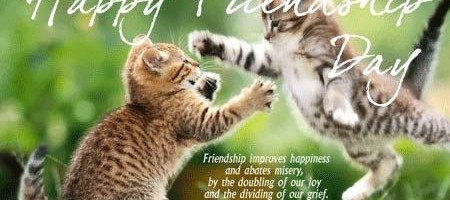 Happ Friendship Day